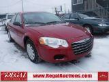 Photo of Red 2006 Chrysler Sebring