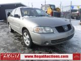Photo of Beige 2004 Nissan Sentra