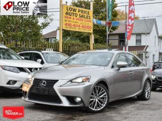 Used 2016 Lexus IS 300 AWD*AllPowerOpti*Htd&CoolSeat*Leather*Sunroof*Warr for sale in Toronto, ON