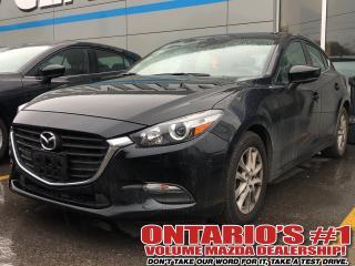 Used 2017 Mazda MAZDA3 NAVIGATION,BACK UP CAM !!! for sale in Toronto, ON