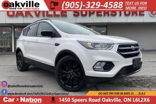 Used 2017 Ford Escape SE | BLACK PKG | PANO | NAVI | CARPLAY | B/U CAM for sale in Oakville, ON