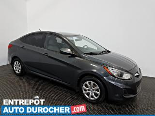 Used 2012 Hyundai Accent GL Automatique - AIR CLIMATISÉ - Groupe Électrique for sale in Laval, QC