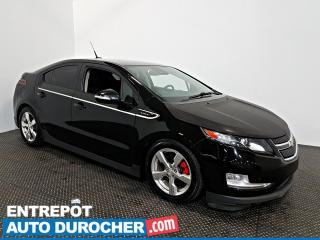 Used 2014 Chevrolet Volt LT HYBRID NAVIGATION  - A/C - Sièges Chauffants for sale in Laval, QC