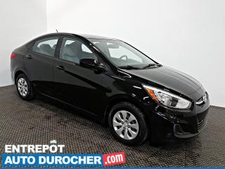 Used 2015 Hyundai Accent L BASE ÉCONOMIQUE for sale in Laval, QC