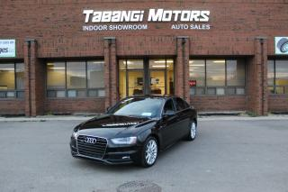 Used 2015 Audi A4 PROGRESSIVE I NAVIGATION I LEATHER I SUNROOF I REAR CAM I BT for sale in Mississauga, ON
