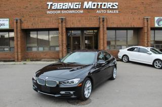 Used 2014 BMW 3 Series NO ACCIDENTS I LEATHER I SUNROOF I HEATED SEATS I PUSH START for sale in Mississauga, ON