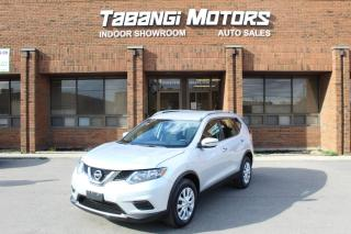 Used 2016 Nissan Rogue AWD I REAR CAM I KEYLESS I CRUISE I POWER OPTIONS I BT for sale in Mississauga, ON