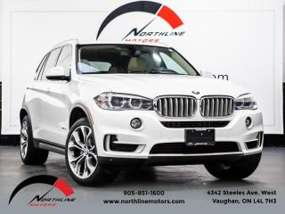 Used 2017 BMW X5 xDrive35i|7 Passenger|Navigation|Pano Roof|Camera for sale in Vaughan, ON