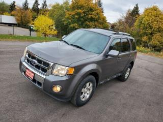 Used 2010 Ford Escape FWD for sale in Mississauga, ON