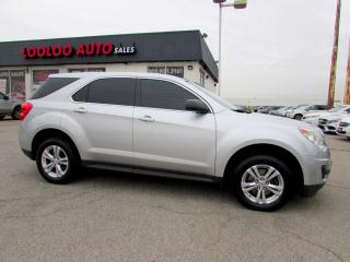 Used 2011 Chevrolet Equinox LS AUTOMATIC BLUETOOTH CERTIFIED 2 YR WARRANTY for sale in Milton, ON