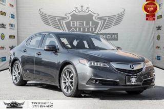 Used 2015 Acura TLX V6 Elite, AWD, NAVI, BACK-UP CAM, SENSORS, LANE DEP for sale in Toronto, ON