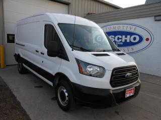 Used 2019 Ford Transit Med Roof 148 wb BLUETOOTH, CRUISE, Backup Cam for sale in Kitchener, ON