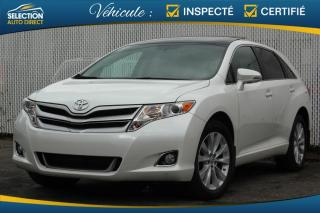 Used 2016 Toyota Venza XLE AWD for sale in Ste-Rose, QC