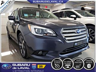 Used 2015 Subaru Legacy Limited eye sight 3.6R for sale in Laval, QC