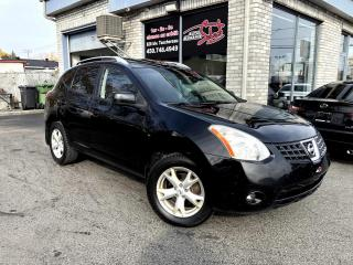 Used 2008 Nissan Rogue Traction intégrale 4 portes SL for sale in Longueuil, QC