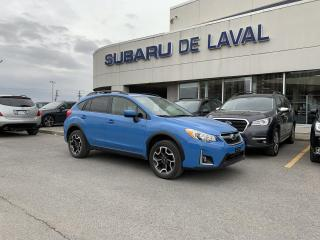 Used 2016 Subaru XV Crosstrek Touring for sale in Laval, QC