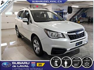 Used 2017 Subaru Forester 2.5i AWD for sale in Laval, QC
