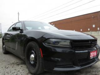 Used 2016 Dodge Charger POLICE PURSUIT for sale in Scarborough, ON