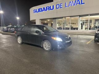 Used 2009 Toyota Corolla CE for sale in Laval, QC