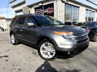 Used 2014 Ford Explorer 4 RM, 4 portes, Limited MAGS 20'' for sale in Longueuil, QC