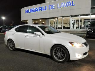 Used 2010 Lexus IS 250 Base RWD for sale in Laval, QC