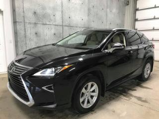 Used 2017 Lexus RX 350 AWD SIEGES REFROIDISSANT CAMERA DE RECUL TOIT OUVRANT for sale in St-Nicolas, QC