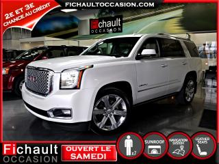 Used 2016 GMC Yukon Denali for sale in Châteauguay, QC