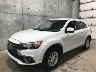 Used 2018 Mitsubishi RVR SE AWD APPLE CAR PLAY CAMERA DE RECUL ,SIEGES CHAUFFANTS for sale in St-Nicolas, QC