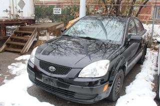 Used 2009 Kia Rio EX for sale in Whitby, ON