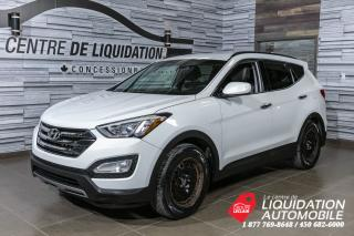 Used 2014 Hyundai Santa Fe SPORT for sale in Laval, QC