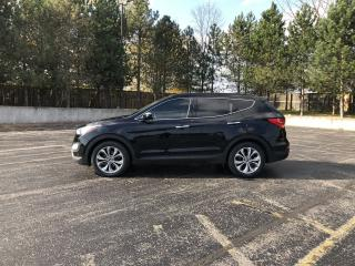 Used 2015 Hyundai Santa Fe Limited AWD for sale in Cayuga, ON