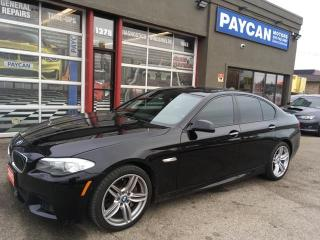 Used 2013 BMW 5 Series 535i xDrive for sale in Kitchener, ON