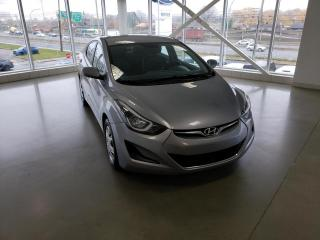 Used 2015 Hyundai Elantra Berline 4 portes, boîte manuelle for sale in Montréal, QC