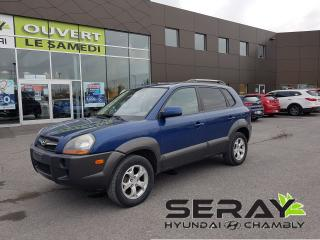 Used 2009 Hyundai Tucson FWD V6 Auto GL, mags, siege chauffant for sale in Chambly, QC