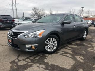Used 2014 Nissan Altima 2.5 S | B/Up Cam | Pwr Seat | Spoiler | Alloys for sale in St Catharines, ON