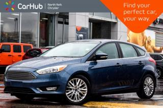 Used 2018 Ford Focus Titanium|Navigation|Ambient_Light|SiriusXM|Keyless_GO|Bluetooth| for sale in Thornhill, ON