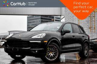 Used 2017 Porsche Cayenne S E-Hybrid Platinum Edition Nav|PanoSunroof|BOSESound|Sport+ for sale in Thornhill, ON