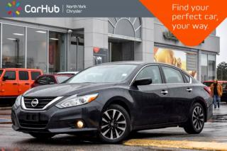 Used 2018 Nissan Altima 2.5 SV Sunroof SiriusXM Backup_Cam Heated_Front_Seats  for sale in Thornhill, ON