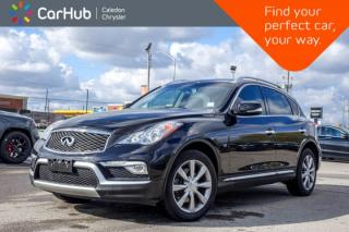 Used 2016 Infiniti QX50 AWD|Sunroof|Backup Cam|Bluetooth|Leather|Heated Front Seats|Push Start|18