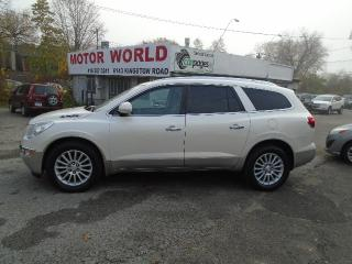 Used 2010 Buick Enclave CXL1 for sale in Scarborough, ON