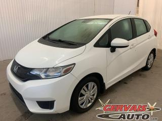 Used 2015 Honda Fit LX Caméra de recul Sièges chauffants Bluetooth for sale in Shawinigan, QC