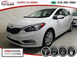 Used 2016 Kia Forte LX+* 5 PORTES* AT* SIEGES CHAUFFANTS* for sale in Québec, QC