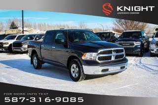 Used 2016 RAM 1500 SLT - Aftermarket Remote Start, Touchscreen for sale in Medicine Hat, AB