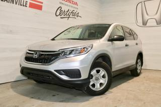 Used 2015 Honda CR-V 2 RM 5 portes LX for sale in Blainville, QC