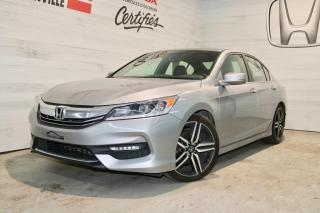 Used 2016 Honda Accord Sport I4 4 portes CVT for sale in Blainville, QC