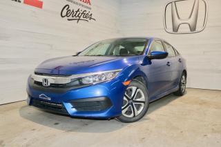 Used 2016 Honda Civic LX 4 portes CVT for sale in Blainville, QC