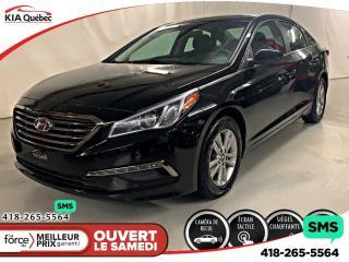 Used 2015 Hyundai Sonata GL* CAMERA* BLUETOOTH* CECI EST UN 2016 for sale in Québec, QC