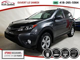 Used 2014 Toyota RAV4 XLE* AWD* CAMERA* TOIT OUVRANT* for sale in Québec, QC