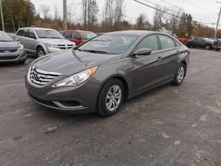 Used 2011 Hyundai Sonata GL for sale in Madoc, ON