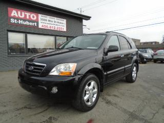 Used 2008 Kia Sorento LX Luxe AWD for sale in St-Hubert, QC